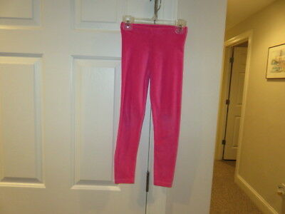VGUC!!  Gymboree Pink Corduroy Leggings -Size Girls 6