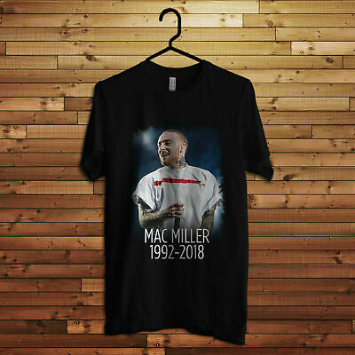 Mac Miller RIP Most Dope Kids Rapper Hip Hop blac Chrsitmas t-shirt S-4XL E1289