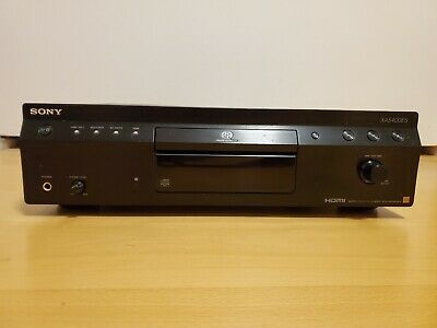Sony ES Super Audio SCD-XA5400ES Multichannel SACD CD player with HDMI output
