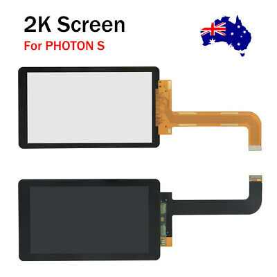 ANYCUBIC SLA Photon S 2K 2560*1440mm LCD Light Cure Screen Wide Viewing Angle AU