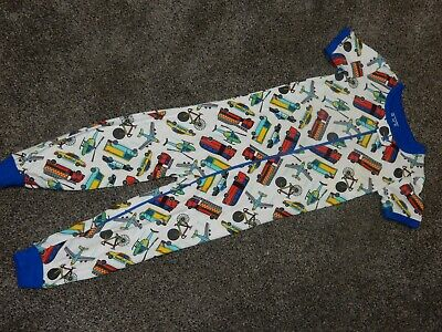 NWT 2T The Children's Place VEHICLES Short Sleeve Stretchie Pajamas Sleeper