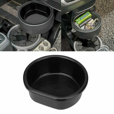 Refit Storage Coins Box Cup Ashtray For Smart Car Fortwo 451 Gen.2 2008-2014