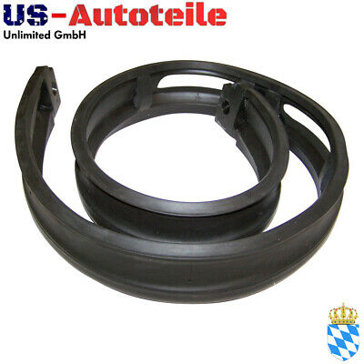 Cowl to Windshield Frame Weatherstrip, front Jeep Wrangler YJ 1987/1990