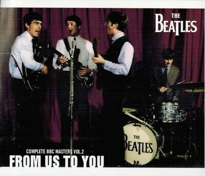 The Beatles From Us To You Complete Bbc Masters Vol 2 5Cd Sgt Presents Scdbv201