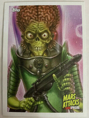 2019 Mars Attacks Uprising Promo Card NYCC/Philly Exclusives P3