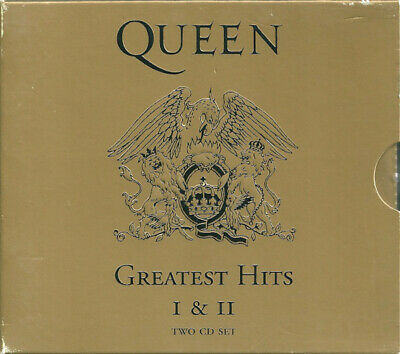 Queen ‎– Greatest Hits I & II. 2 x CD. Mint. Promo Copy