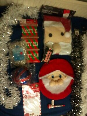 10 Brand New items Christmas decoration bargain  fun bundle