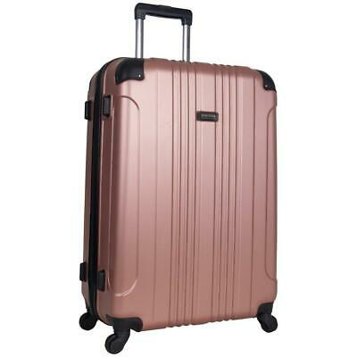 Kenneth Cole Reaction Out Of Bounds 28-Inch Checked, Rose Gold