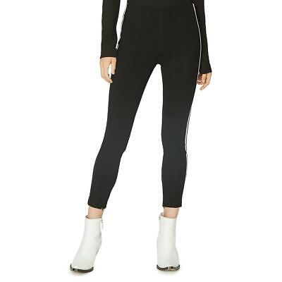 Sanctuary Womens Black Track Striped Skinny Pants XS BHFO 7056