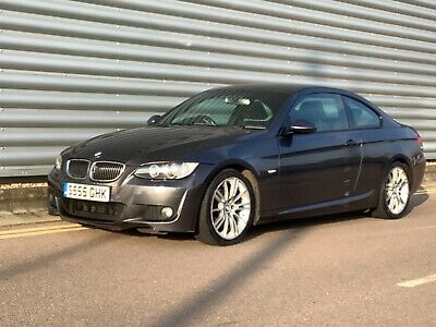 BMW 320i M Sport Coupe Automatic