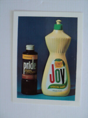 3.5 X 2.5 inches Pride and Joy Cards - Be Sure and Keep This in Your Wallet