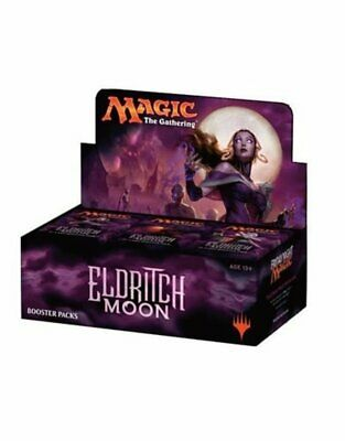 MAGIC THE GATHERING MTG ELDRITCH MOON Booster Box Factory Sealed English