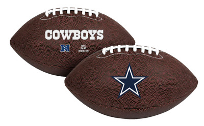 Dallas Cowboys Star Football Nfl Nfc Team Logo Classic Air It Out Youth Ball New
