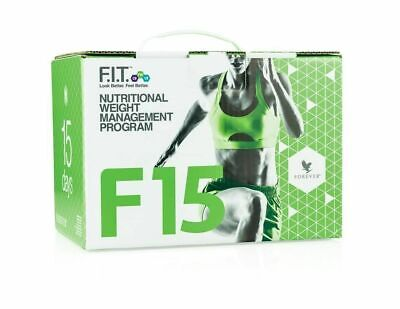Forever Living Weight Loss Program F.I.T. F15, Chocolate or Vanilla