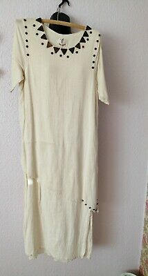 Greek dress cheese cloth new size large