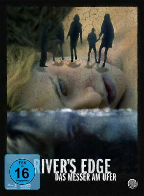 River's Edge - Das Messer am Ufer - Mediabook # BLU-RAY+DVD-NEU