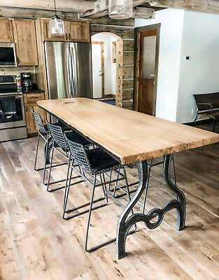 Kitchen Counter Island Table Legs Cast Iron Drake Casting Co.