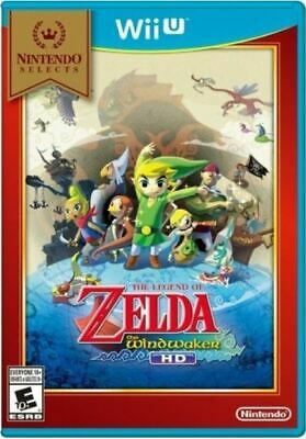 The Legend of Zelda: The Wind Waker HD for Wii U