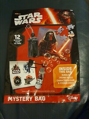 Star Wars Mystery bags great for party bags or Lucky Dips