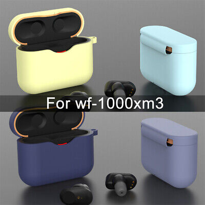 Anti Lost Protective Full Coverage Silicone Case Cover For Sony WF-1000XM3