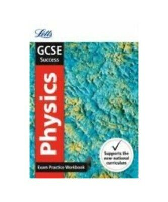 "Letts GCSE ""GCSE 9-1 Physics Exam Practice Workbook, with Practice Test Paper"""
