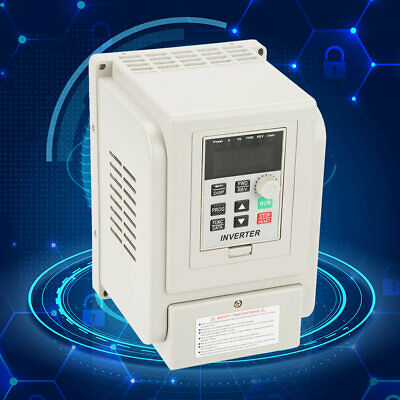 4KW Single To 3 Phase Variable Frequency Converter Drive Inverter 220V VFD 20A