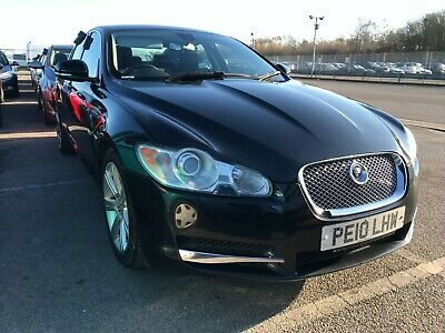 2010 Jaguar Xf 3.0 D V6 Luxury - 1F/Owner, Satnav, Leather, Alloys