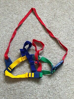 Bright Coloured Baby reins harness secure safety From Boots