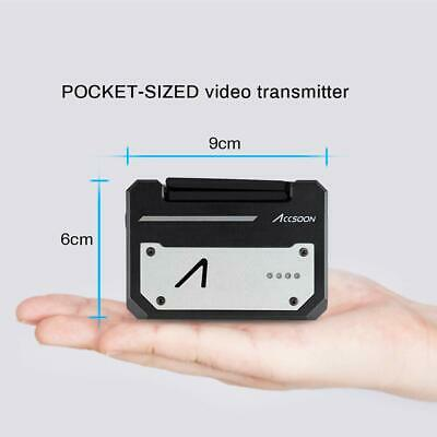 Accsoon CineEye 1080p 5G WiFi HDMI Wireless Image Transmitter Up to 100m