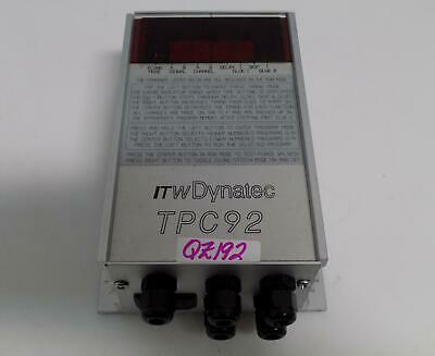 Itw Dynatec Pattern Controller Tpc92