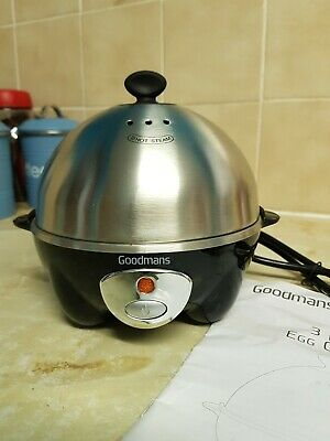 Egg Cooker Goodman's 3 in 1