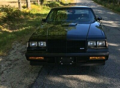 1987 Buick Grand National  COMPLETELY STOCK UNMODIFIED CAR