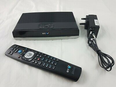 BT Youview Humax T2100 500GB With Remote Control & Powere Adaptor
