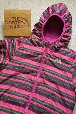 🔥AUTHENTIC🔥 Girls Kids NORTH FACE 550 Down Bubble Coat Puffa Jacket AGE 6 7