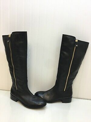 LADIES KNEE HIGH BOOTS SPOT ON F5R0125