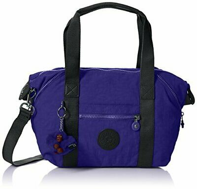Kipling Art Mini, Sac à Main Femme, Violett (Summe(Violet (Summer Purple))