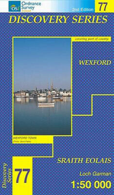 OS Irish - Discovery: WEXFORD (Sheet map) Highly Rated eBay Seller, Great Prices