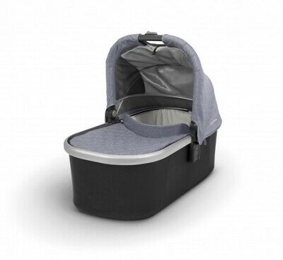 NEAR NEW - UPPAbaby CRUZ / VISTA Pram Bassinet - Gregory - baby stroller
