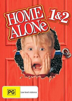 Home Alone/Home Alone 2: Lost In New York, DVD
