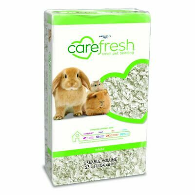 LM Carefresh White Small Pet Bedding 23 Liters