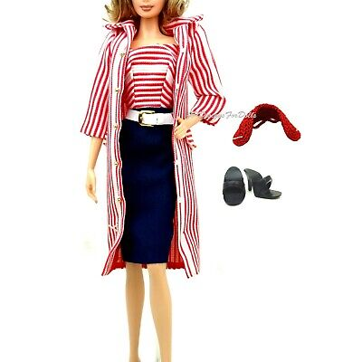 1994 Barbie Fashion Roman Holiday 35th Anniversary Reproduction Outfit New