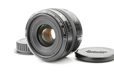 【 Exc +++++ 】 Canon EF 35mm f/2 Lens from Japan 827