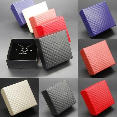 Jewellery Gift Boxes Bag Necklace Bracelet Ring Case Small Wholesale