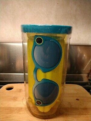 Snapchat Spectacles Glasses Teal BRAND NEW SEALED NEVER OPENED