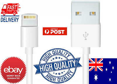 1M New Genuine Original Apple Lightning to USB Charge Cable for iPhone