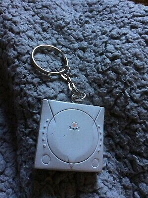 Official Master System Console Keyring