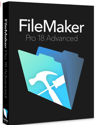 FileMaker Pro 18 Advanced - Windows - Activated