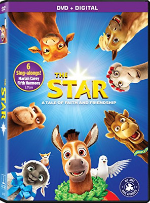 The Star DVD Steven Yeun - Brand New and Sealed - No Digital Copy