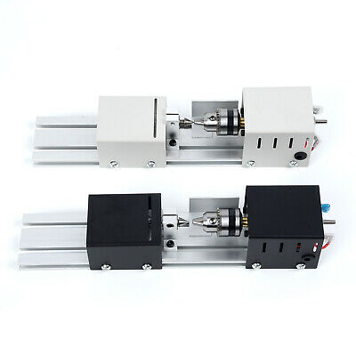 Drilling Mini Lathe Machine Replacement Aluminum Alloy Woodworking Accessories