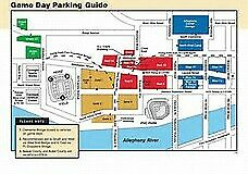 Parking Pass- Steelers versus Bills, Sunday 12/15, Green Lot 22